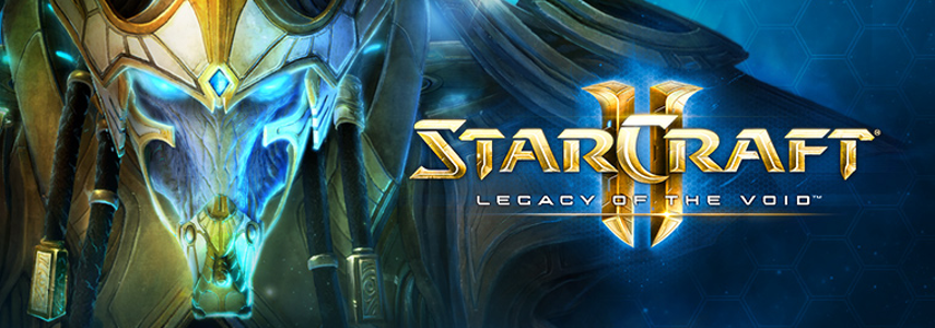 Star Craft II Legacy Of Void