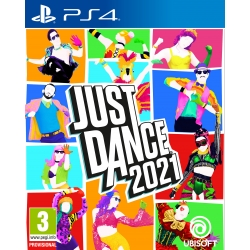 Gra PS4 Just Dance 2021