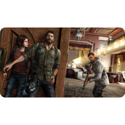 The Last of Us Remastered PL (PS4)