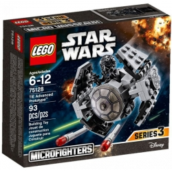 Klocki LEGO Star Wars 75128 TIE Advanced Prototype